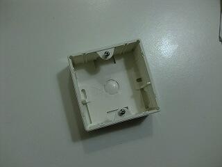 Caixa superficie para selector MPS-D-ST