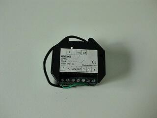 Receptor WRM para emissor WTM (24V)