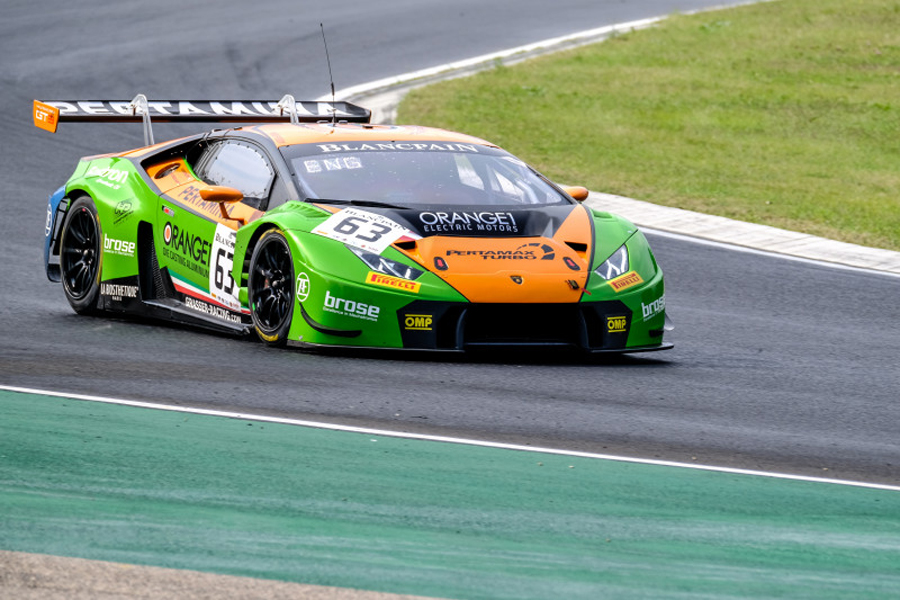 office design gt open. Lamborghini Returned To Winning Ways At The Hungaroring During 4th Blancpain GT Series Sprint Cup Round. #63 GRT Grasser Racing Team Huracán GT3 Office Design Gt Open