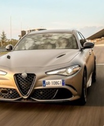 Alfa Romeo Throws It's Support Behind Children's Charity