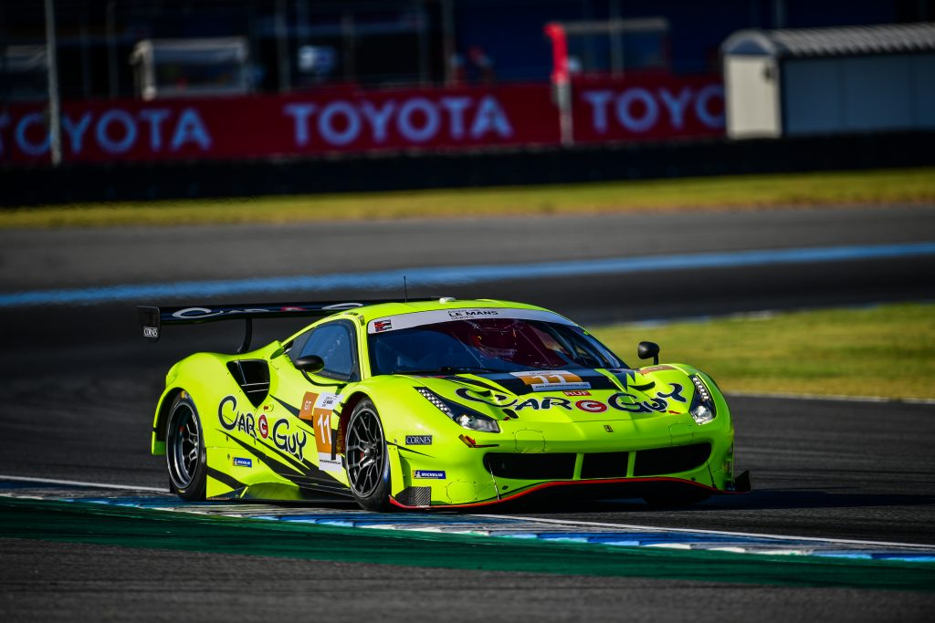 Ferrari-Asian Le Mans Series - CarGuy chasing down the title in Malaysia