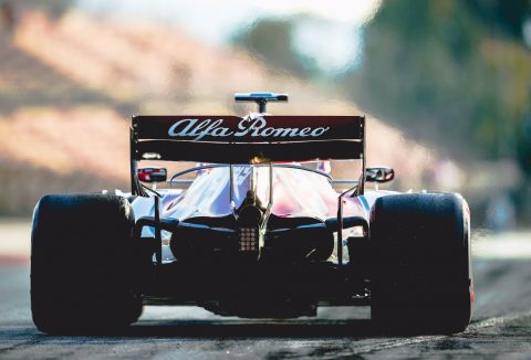 Alfa Romeo Racing: 99 The Magic Number For Antonio