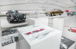 "Ferrari ""Timeless Masterpieces"" Exhibition Opens"