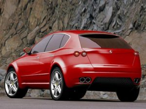 My Source Says That While Ferrari Continues To Tell Investors There Are No  Plans For A 4 Door (hatchback) Model, Saloon Or Otherwise, A FUV (Ferrari  Utility ...