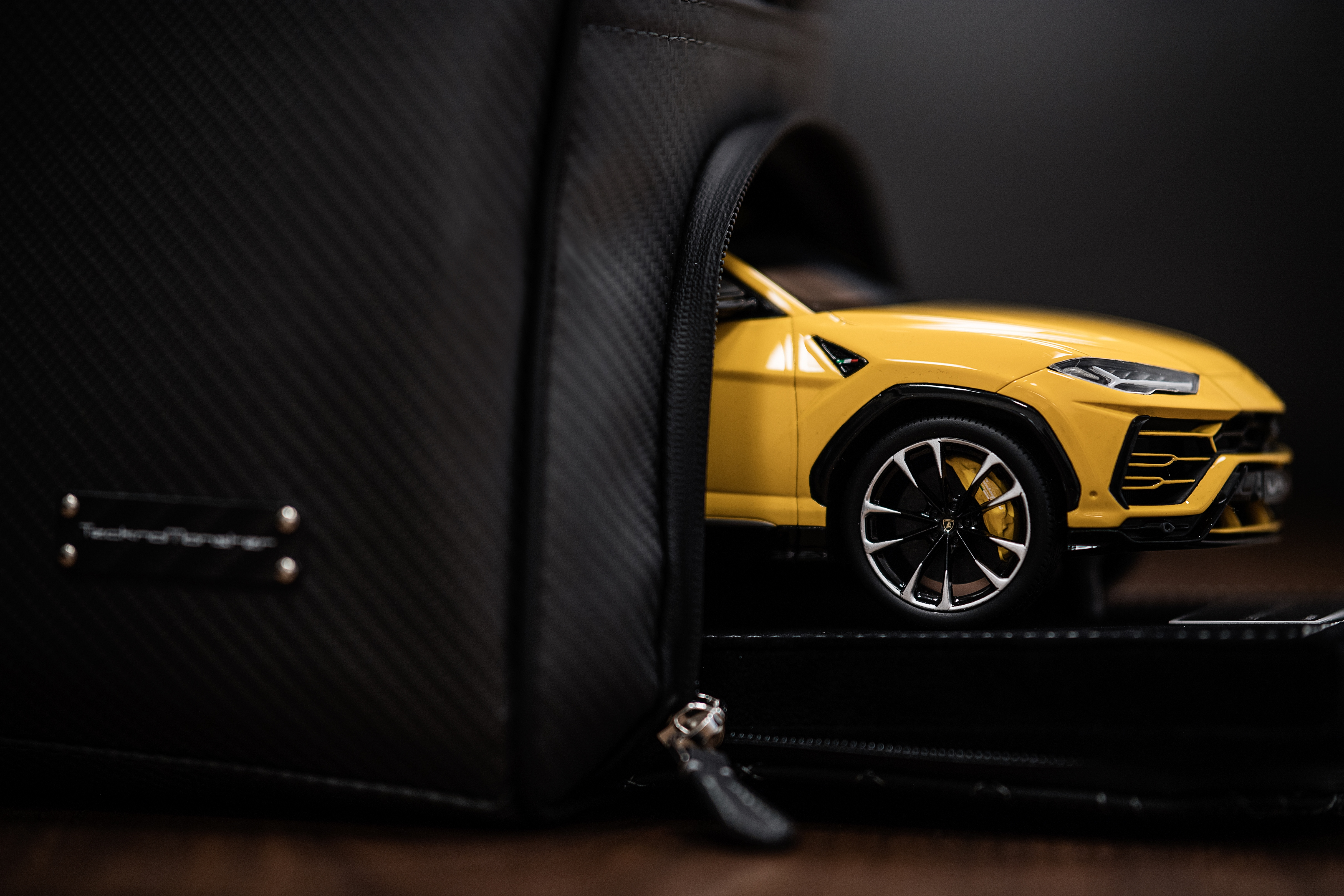 Lamborghini celebrates the Urus Super SUV with a special edition of co-branded personalized collections