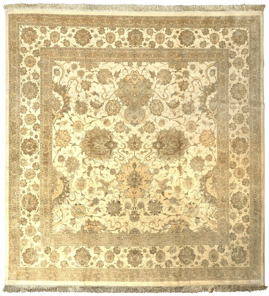 Fine Persian Tabriz Woven by Special Order Rug at Essie Carpets, Mayfair London