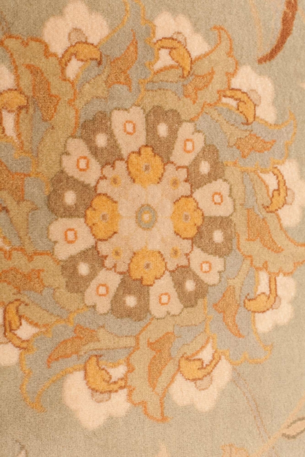 Fine Persian Tabriz Carpet at Essie Carpets, Mayfair London