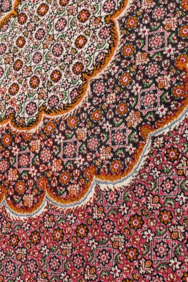 Persian Tabriz Rug at Essie Carpets, Mayfair London