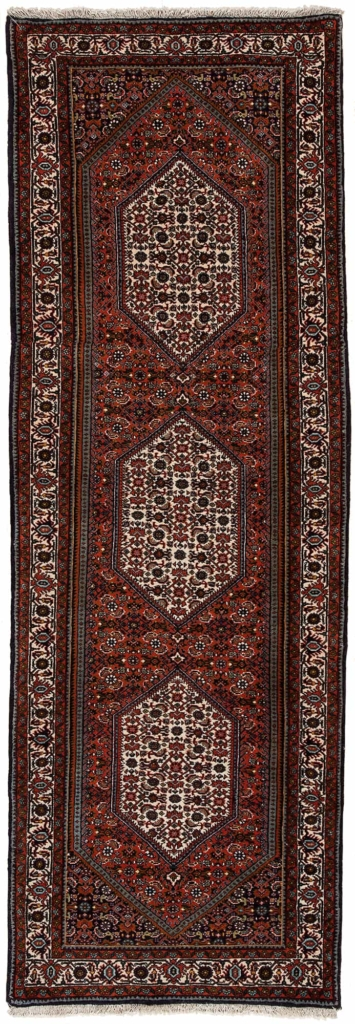 Persian Bidjar Runner Runner at Essie Carpets, Mayfair London