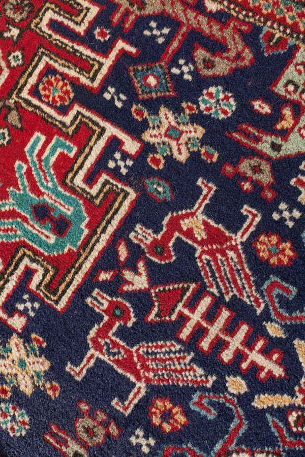 Persian Ardebil Rug at Essie Carpets, Mayfair London