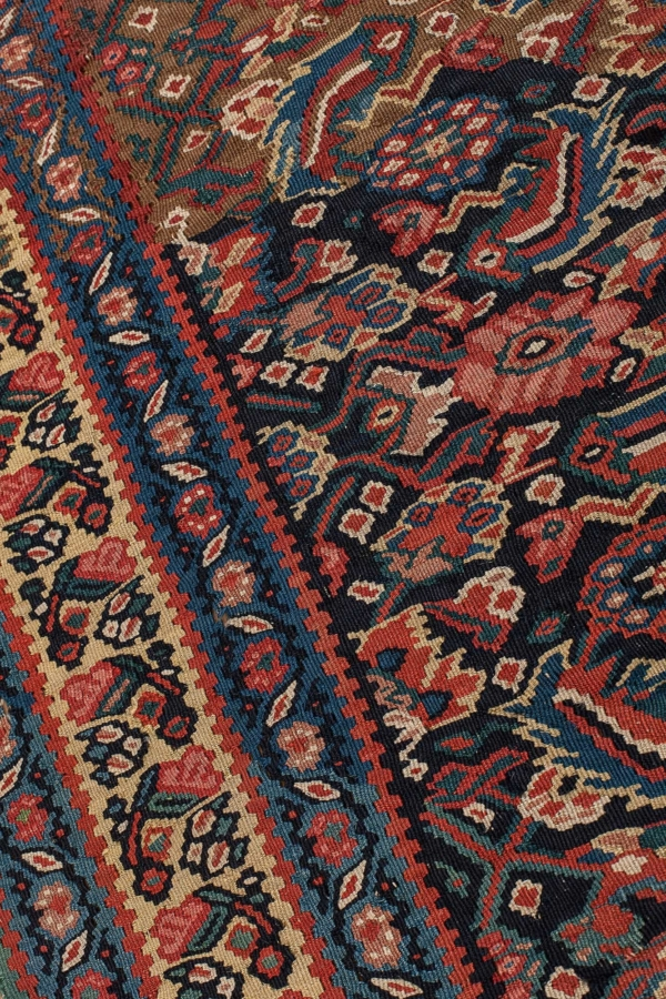Senneh Kilim Kilim at Essie Carpets, Mayfair London