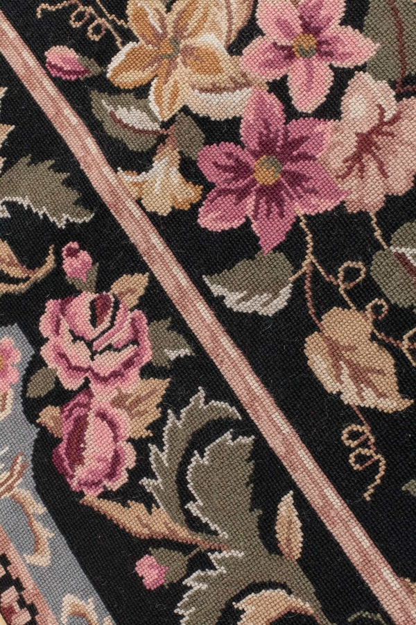 Floral Tapestry at Essie Carpets, Mayfair London