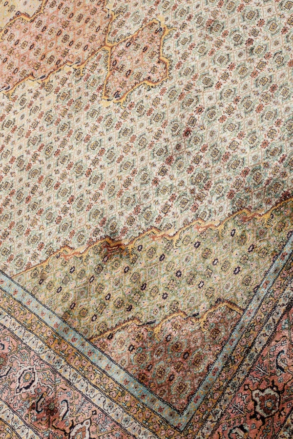 Extremely Fine Persian Tabriz Rug at Essie Carpets, Mayfair London