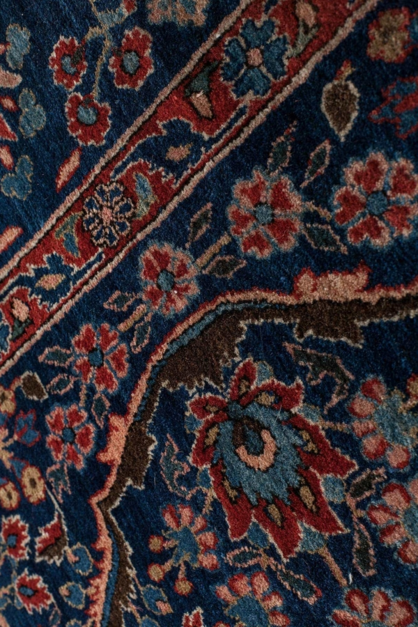 Old Saruk  Rug at Essie Carpets, Mayfair London