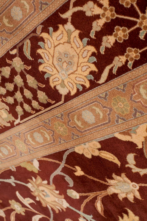 Special Order Fine Persian Tabriz, Shah Abbas design Carpet at Essie Carpets, Mayfair London