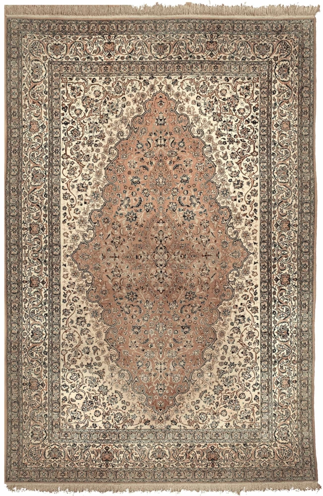 Fine Nain Persian Carpet at Essie Carpets, Mayfair London
