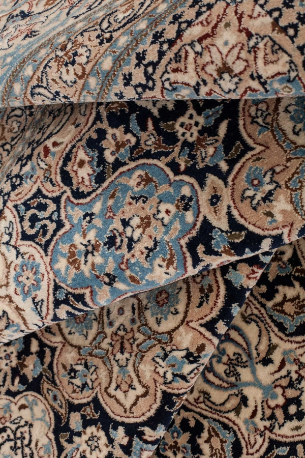 Very Fine Persian Nain Rug at Essie Carpets, Mayfair London