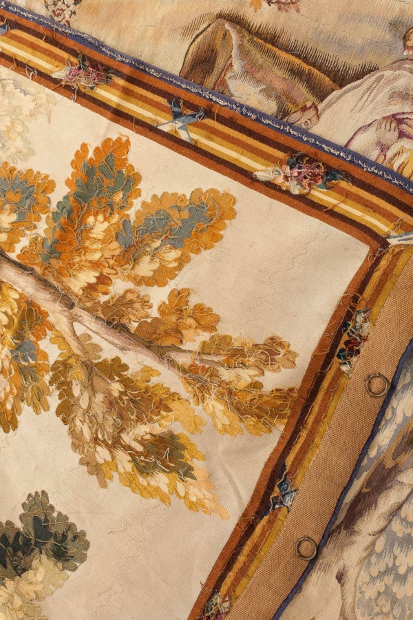 French Tapestry Tapestry at Essie Carpets, Mayfair London