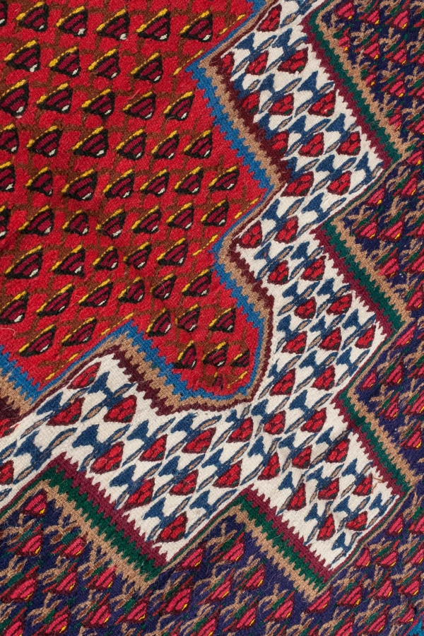 Extremely Fine Persian Senneh Kilim Kilim at Essie Carpets, Mayfair London