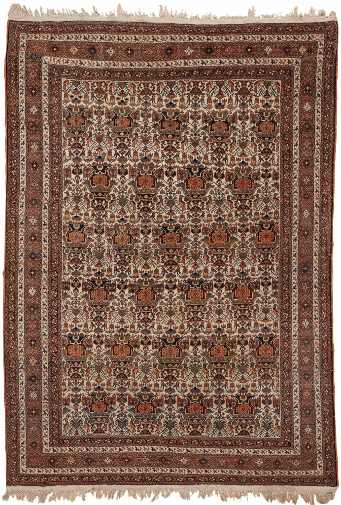 Rare Abadeh, Zele Sultan Rug at Essie Carpets, Mayfair London