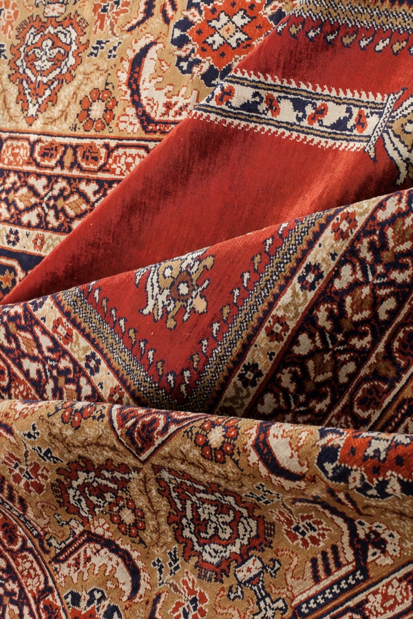 Exquisite and Fine, Signed Turkish Rug at Essie Carpets, Mayfair London