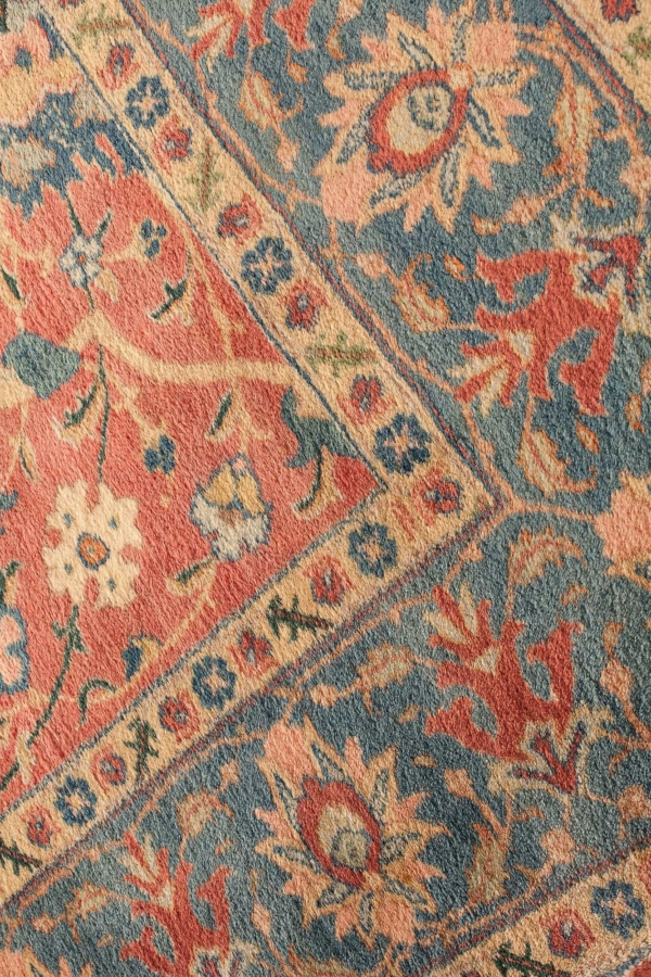 Old Unique Persian Tabriz Rug at Essie Carpets, Mayfair London
