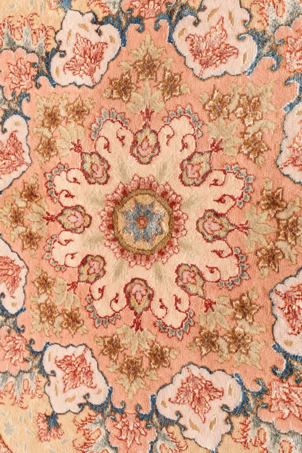 Very Fine Persian Tabriz Carpet at Essie Carpets, Mayfair London