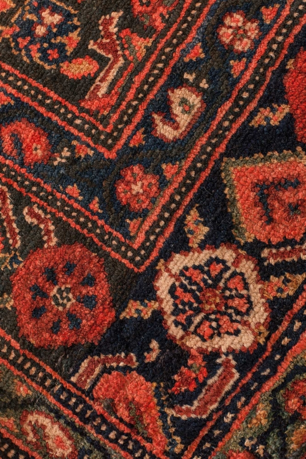 Extremely Fine Signed Turkish Hereke  Rug at Essie Carpets, Mayfair London
