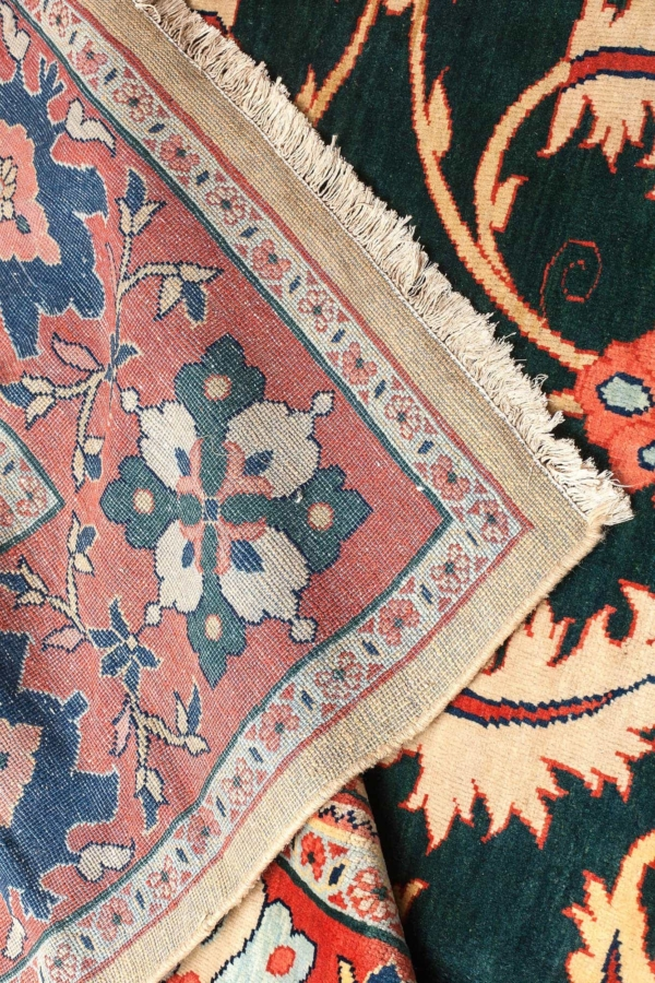 Fine Persian Mahal Carpet at Essie Carpets, Mayfair London