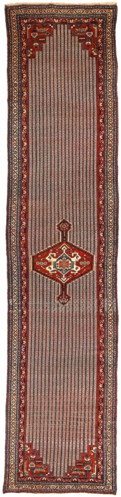 Persian Kashan Runner at Essie Carpets, Mayfair London