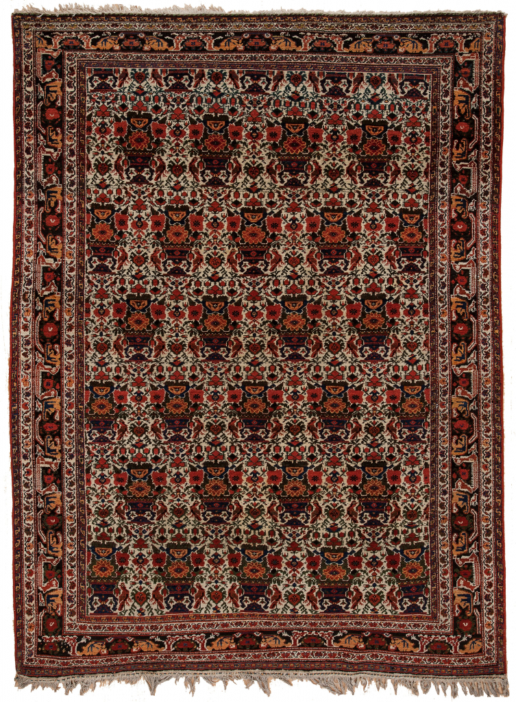 Persian Abadeh, Zele Sultan Rug at Essie Carpets, Mayfair London