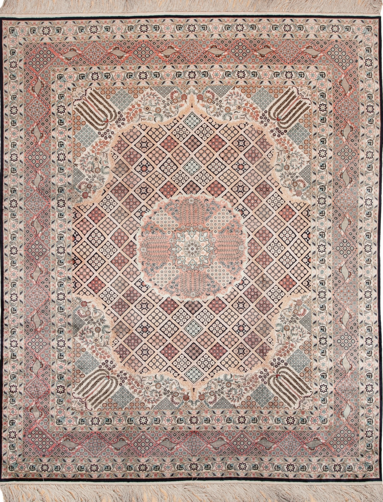 Very Fine Chinese  Rug at Essie Carpets, Mayfair London