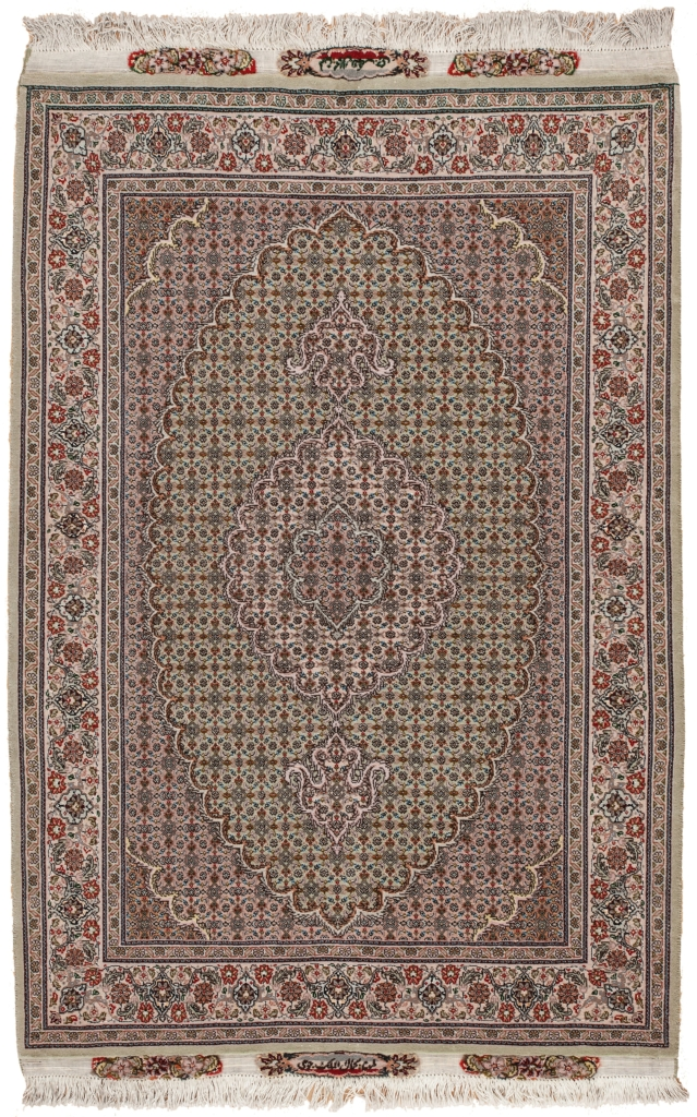 Persian Tabriz Signed Rug at Essie Carpets, Mayfair London