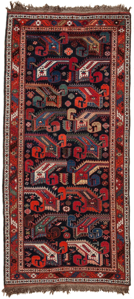 Russian Karabakh Runner Runner at Essie Carpets, Mayfair London