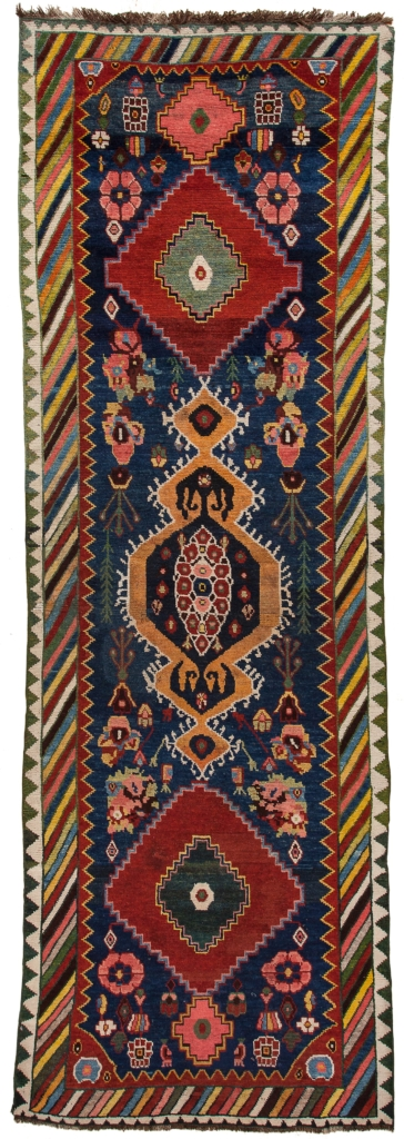 Baktiari Runner Runner at Essie Carpets, Mayfair London
