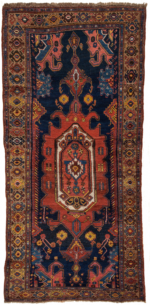 Antique Bidjar Runner Runner at Essie Carpets, Mayfair London