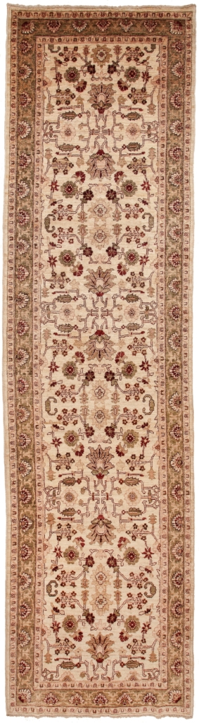 Afghan Runner  at Essie Carpets, Mayfair London
