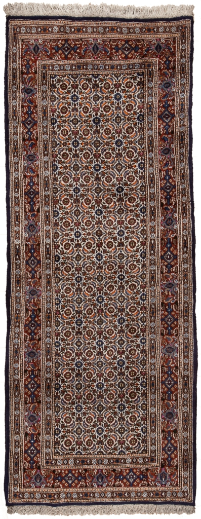 Persian Moud Runner at Essie Carpets, Mayfair London
