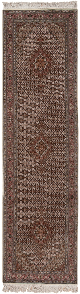 Fine Persian Tabriz Runner at Essie Carpets, Mayfair London