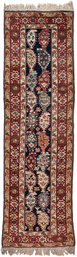 Persian Tabriz Runner at Essie Carpets, Mayfair London