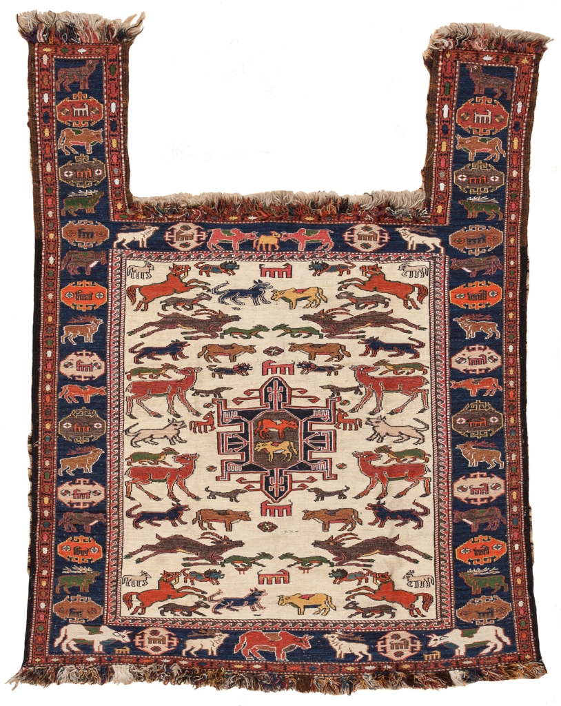 Persian Horse Rug/Cover Kilim at Essie Carpets, Mayfair London