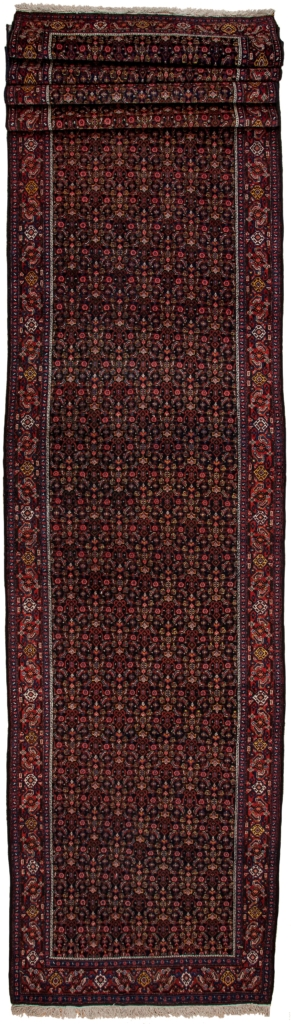 Fine Persian Senneh Runner at Essie Carpets, Mayfair London