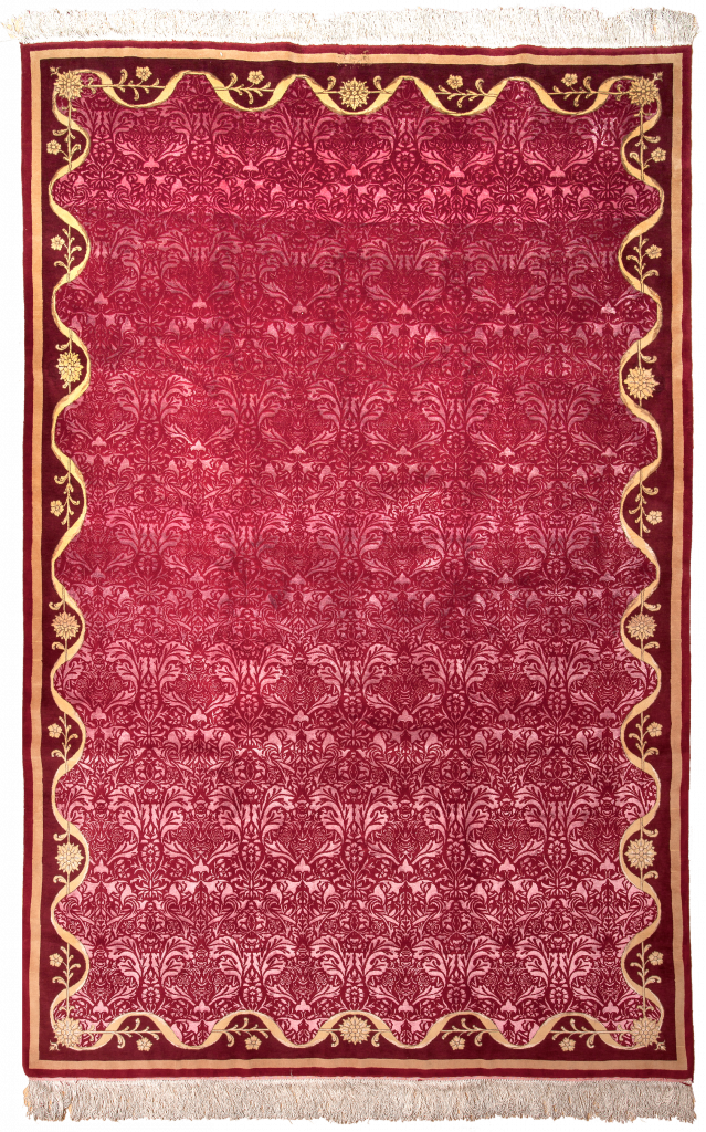 Fine Tabriz Carpet Essie Carpets Mayfair London