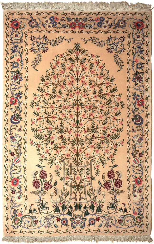 Kashan Rug at Essie Carpets, Mayfair London