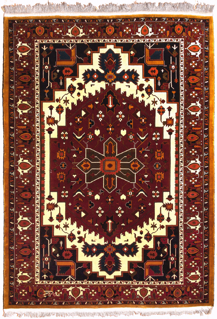 Khorasan Rug or Persian Khorasan Carpet for sale at Essie Carpets, Mayfair London
