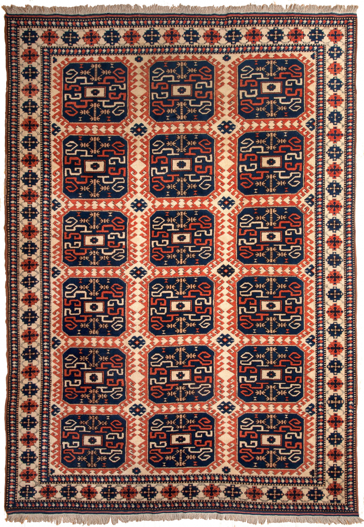 Turkish Rug at Essie Carpets, Mayfair London