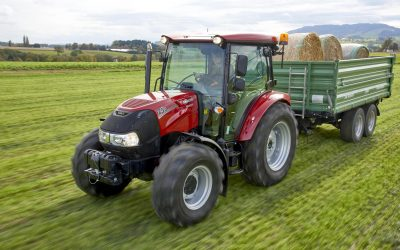 Case IH launches new mid-size and smaller models at LAMMA