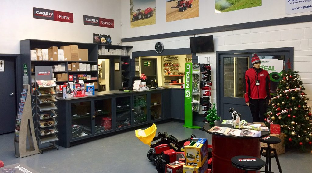 Everitt and Marshall Parts and Service