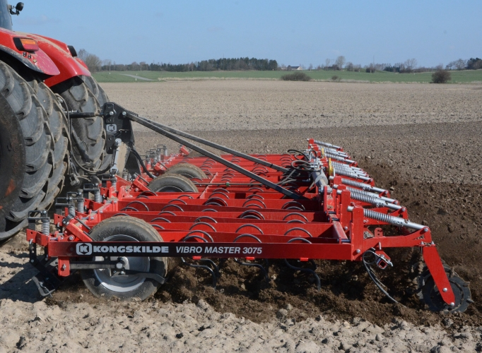 Seedbed Cultivation