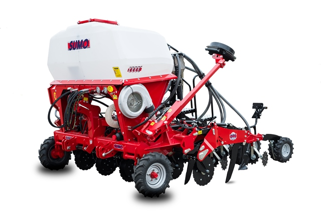 Deep Tillage Seeder
